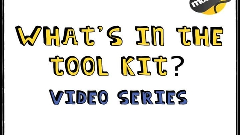 Thumbnail for entry Toolkit Video Series - Part 3