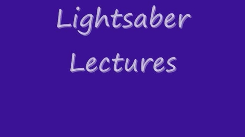 Thumbnail for entry Lightsaber Lectures Episode 8: Prehistoric Indians of Ohio