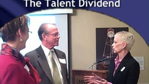 Thumbnail for entry The Talent Dividend