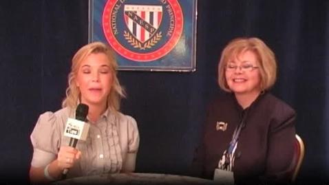 Thumbnail for entry NDP Winner Sandy Almos of Kansas