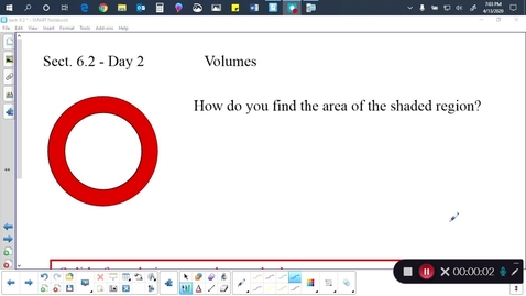 Thumbnail for entry Calc Sect. 6.2 (part 3)