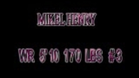 Thumbnail for entry Mikel Henry