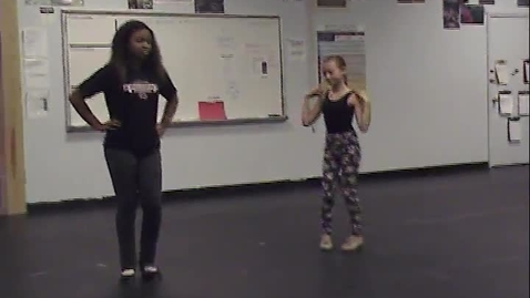 Thumbnail for entry Tap combo 2nd period 7th grade 1-15-16 SP and JR