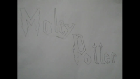 Thumbnail for entry Moley Potter and the Sorcerer's Mole