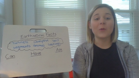Thumbnail for entry Week 4 Day 3 Phonemic Awareness and Vocabulary Lesson