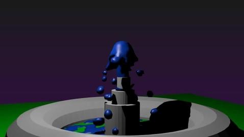 Thumbnail for entry fountain