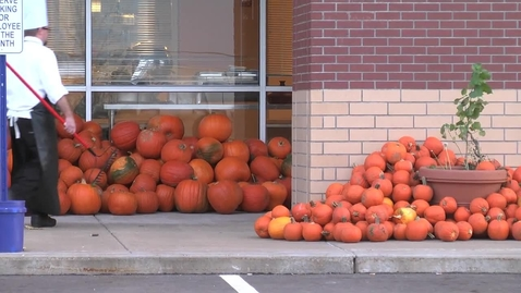 Thumbnail for entry Saint Louis Food Rescue Launches The Pumpkin Project