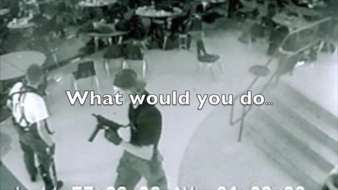 Thumbnail for entry Columbine Video Project