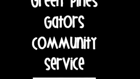 Thumbnail for entry Gators Give