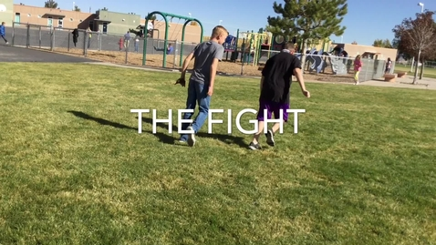 Thumbnail for entry The Fight