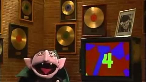 Thumbnail for entry Letter B song - Sesame Street - The Beatles