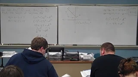 Thumbnail for entry Algebra 3-10-11 part 2