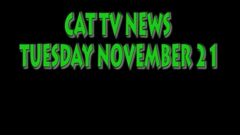 Thumbnail for entry News for week of 11-21-17