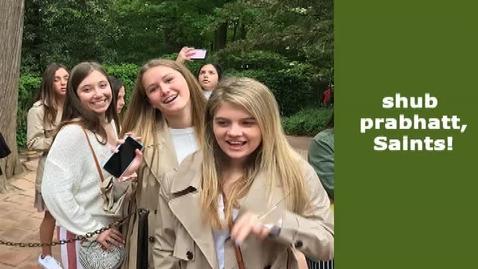 Thumbnail for entry Saints @ 8, Friday, April 26, 2019