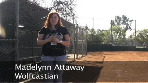 Thumbnail for entry Girls Softball