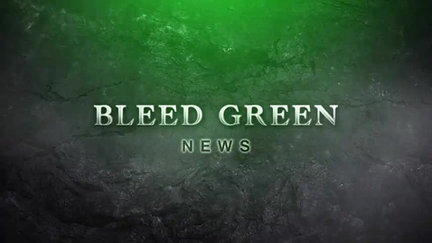 Thumbnail for entry 11-17-2017  Bleed Green News