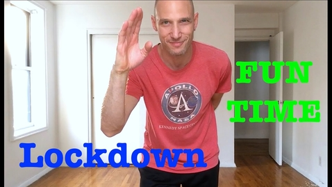 Thumbnail for entry Lockdown Fun Time - Body Percussion Tutorial