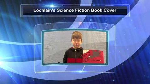 Thumbnail for entry Lochlain's Science Fiction Book Cover