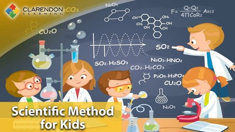 Thumbnail for entry Scientific Method for Kids | Learn all about the Scientific Method Steps