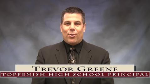 Thumbnail for entry Trevor Greene: AP Week