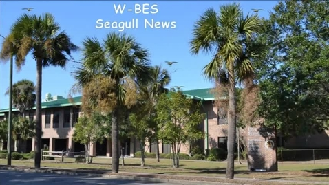 Thumbnail for entry W-BES Seagull News Show - March 17, 2017