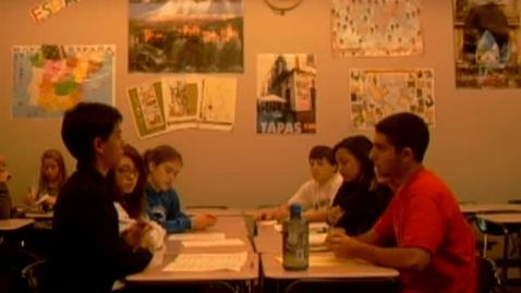 Thumbnail for entry AP Spanish Debate Salud (team #1, pt. 2)