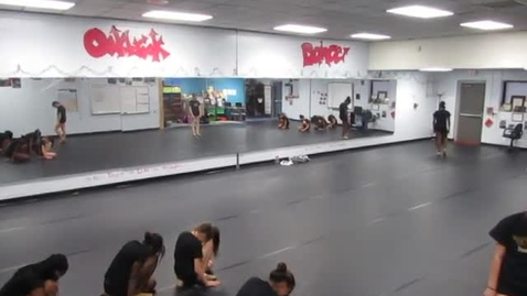 Thumbnail for entry EDGE company Love Mashup rehearsal 11-29-16