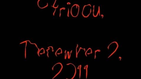 Thumbnail for entry Friday, December 2, 2011