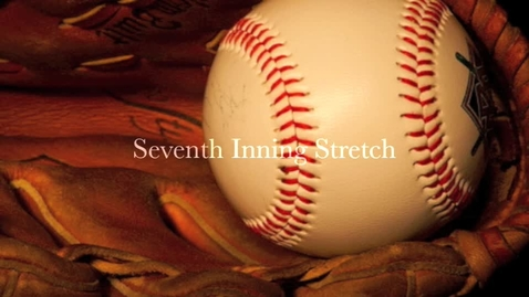 Thumbnail for entry Convocation Seventh Inning Stretch