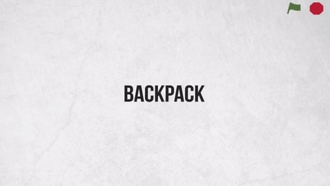 Thumbnail for entry Backpack