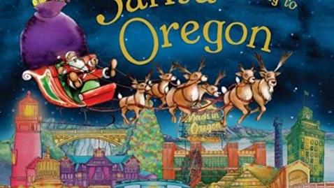 Thumbnail for entry Santa's Coming to Oregon - Mrs. Brannon