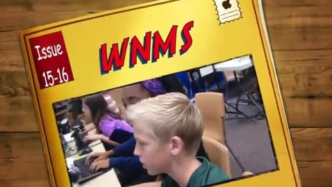 Thumbnail for entry 10-16-15 WNMS Episode 13