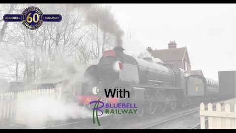 Thumbnail for entry Storytime Stepney the  Bluebell  Engine.