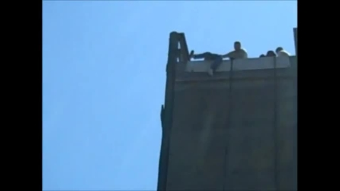 Thumbnail for entry Devin Columbia High Rappelling