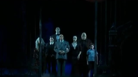 Thumbnail for entry The Addams Family on Broadway