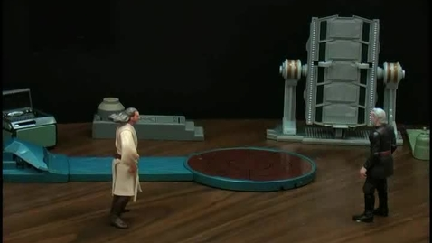 Thumbnail for entry Star Wars Stop Motion
