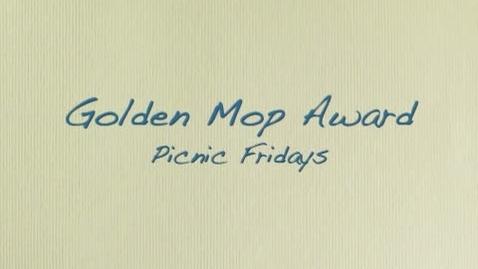 Thumbnail for entry Golden Mop Award