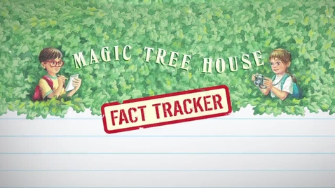 Thumbnail for entry Magic Tree House Fact Tracker: Dolphins and Sharks