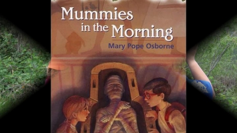 Thumbnail for entry Mummies in the Morning- student created trailer