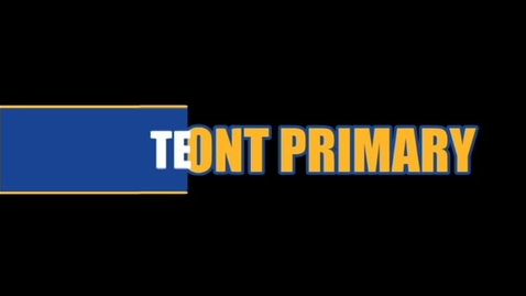 Thumbnail for entry Mrs. Teri Clark-- Piedmont Primary Teacher of the Year '18