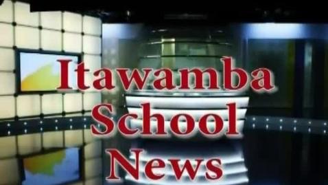 Thumbnail for entry Itawamba School News 09162011