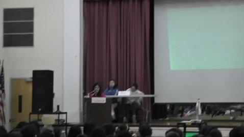 Thumbnail for entry 6th Grade Debate