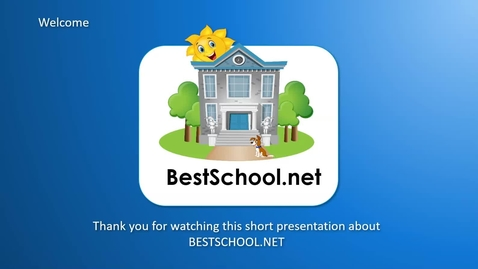Thumbnail for entry About Best School