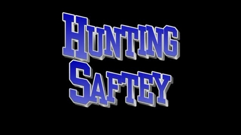 Thumbnail for entry safety video
