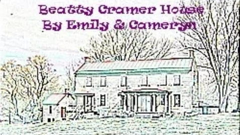 Thumbnail for entry Beatty Cramer House by E & C