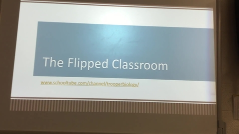 Thumbnail for entry Flipped Classroom