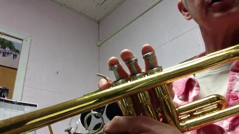 Thumbnail for entry End Zone 2nd trumpet pt 2