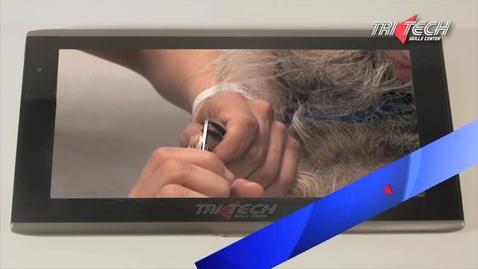 Thumbnail for entry Tri Tech Pre-Veterinary Technician