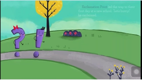 Thumbnail for entry The day Punctuation came to town