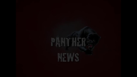 Thumbnail for entry Panther News October 19, 2012